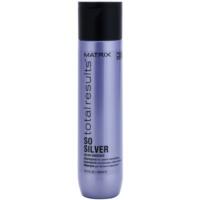 Matrix Total Results So Silver šampón pre ochranu farby blond vlasov