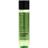 Styling Shampoo with Polymers
