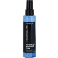 spray sin aclarado para cabello seco