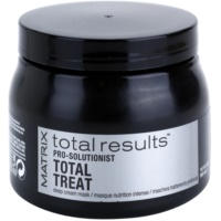 Maske mit ernährender Wirkung für beschädigtes, chemisch behandeltes Haar