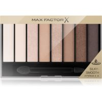 Max Factor Masterpiece Nude Palette палитра от сенки за очи