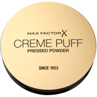 Max Factor Creme Puff pó para todos os tipos de pele