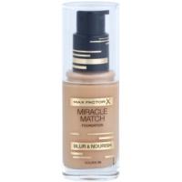 Max Factor Miracle Match folyékony make-up hidratáló hatással