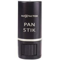 Max Factor Panstik base e corretor em um