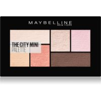 Maybelline The City Mini Palette Lidschattenpalette