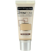 Maybelline Affinitone hidratáló make-up