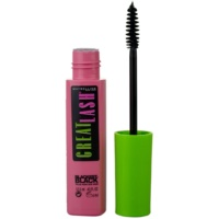 Maybelline Great Lash Blackest Black máscara de pestañas