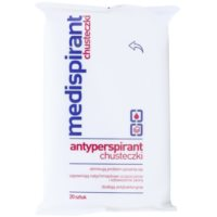 Antibacterial Wipes against Perspiration