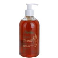champú limpiador suave para cabello graso