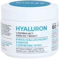 Mincer Pharma Hyaluron N° 400 hidratáló és feszesítő krém 60+