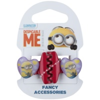 Minions Accessories Dave clama de par in forma de inima