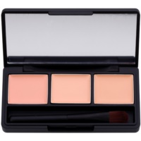 Concealer Palette With Mirror And Applicator