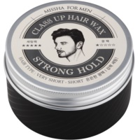 Hair Wax for Strong Hold