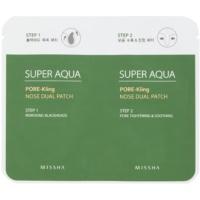 Missha Super Aqua Pore - Kling starostlivosť na rozšírené póry a čierne bodky