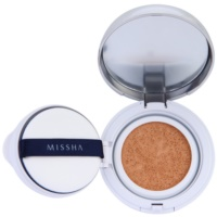 Missha M Magic Cushion kompaktný make-up SPF 50+