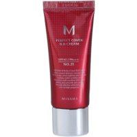 Missha M Perfect Cover ВВ крем с висока UV защита малка опаковка