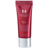 Missha M Perfect Cover krem BB z bardzo wysokim filtrem UV małe opakowanie