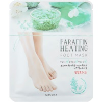 Missha Paraffin Heating paraffines maszk a lábra melegítő hatással