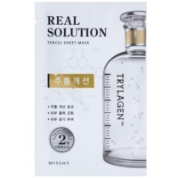 Missha Real Solution mascarilla hoja con efecto antiarrugas