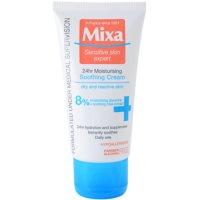 MIXA 24 HR Moisturising crème hydratante et apaisante pour peaux sensibles et intolérantes