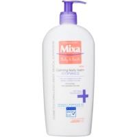 MIXA Baby & Adult zklidňující tělové mléko pro velmi suchou citlivou a atopickou pokožku