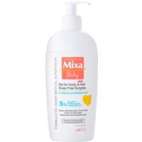 MIXA Baby душ гел и шампоан 2 в 1 за деца