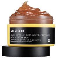 Mizon Enjoy Fresh-On Time rozjasňujúca a hydratačná maska s medom pre suchú pleť