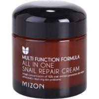 Mizon Multi Function Formula  crema regeneradora con extracto de baba de caracol 92%