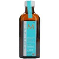 olej pro jemné a zplihlé vlasy