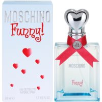 Moschino Funny! toaletná voda pre ženy
