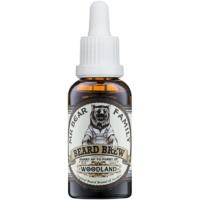 Mr Bear Family Woodland olej na bradu