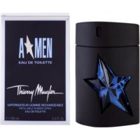 Mugler A*Men Eau de Toilette for Men  Refillable Rubber Flask