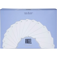 Mugler Angel set cadou XVII. Eau de Parfum 25 ml + Lotiune de corp 100 ml + Gel de dus 30 ml + geanta cosmetice 28 x 7,5 x 17 cm