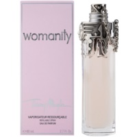 Mugler Womanity Eau de Parfum for Women 80 ml Refillable