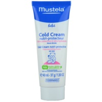 Mustela Bébé Cold Cream ochronny krem nawilżający dla dzieci