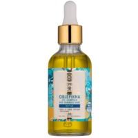 олійка для догляду за пошкодженим волоссям