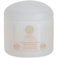 Firming and Rejuvenating Night Cream For Body