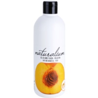 Naturalium Fruit Pleasure Peach vyživující sprchový gel