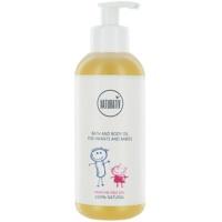 olejek do kąpieli i do ciała dla dzieci od urodzenia