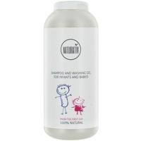 šampón a umývací gél 2 v 1 pre deti od narodenia