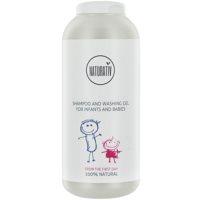šampon in gel za umivanje 2v1 za otroke od rojstva