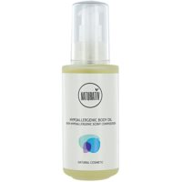Body Massage Oil With Moisturizing Effect