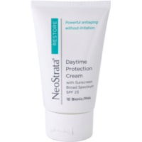 crema protectoare de zi impotriva imbatranirii pielii SPF 23