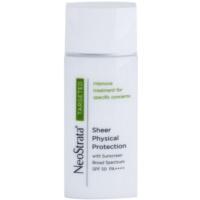 NeoStrata Targeted Treatment минерален защитен флуид за лице SPF 50