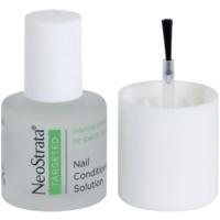 solución para fortalecer y alisar uñas quebradizas, secas y frágiles