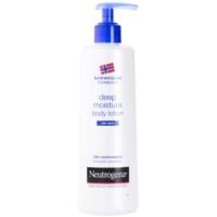 Neutrogena Body Care leite corporal hidratação profunda para pele seca