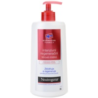 Neutrogena Body Care интензивно регенериращо мляко за тяло за суха кожа