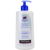 Neutrogena Sensitive leite corporal hidratação profunda para peles secas e sensíveis