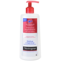 Neutrogena Sensitive intenzivno regeneracijsko mleko za telo za suho in občutljivo kožo