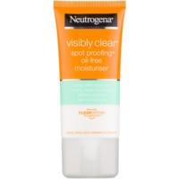Neutrogena Visibly Clear Spot Proofing знежирений зволожуючий крем